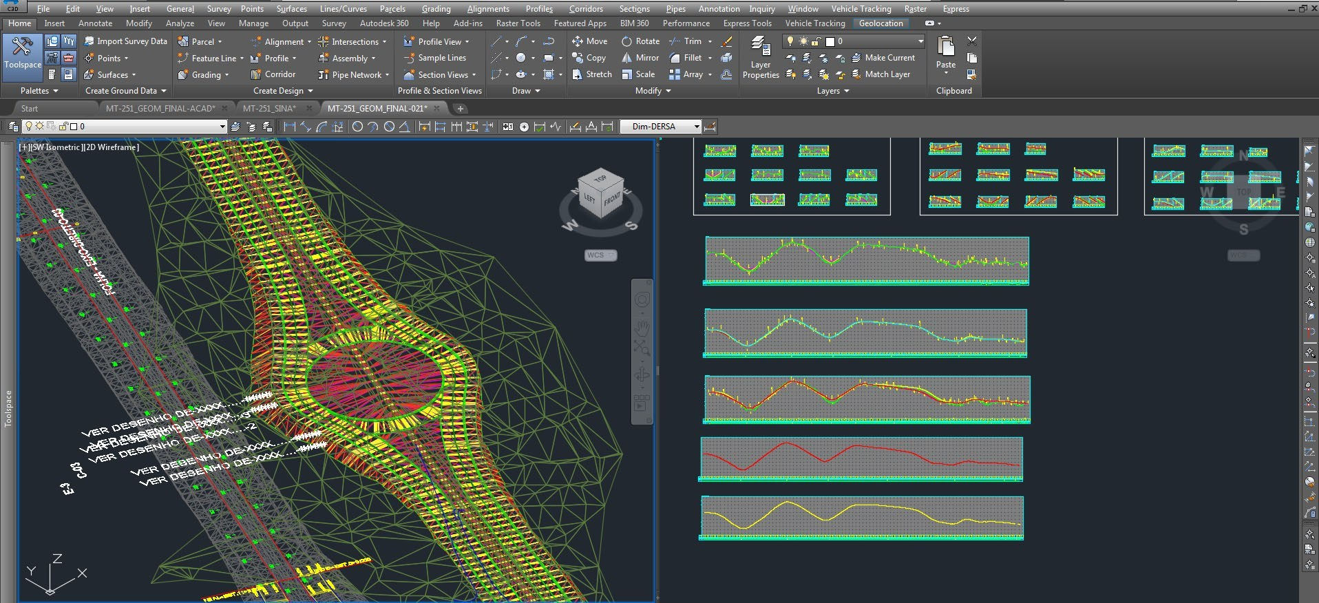 CIVIL 3D INTRODUCAO - AutoCAD Civil 3D Para Rodovias