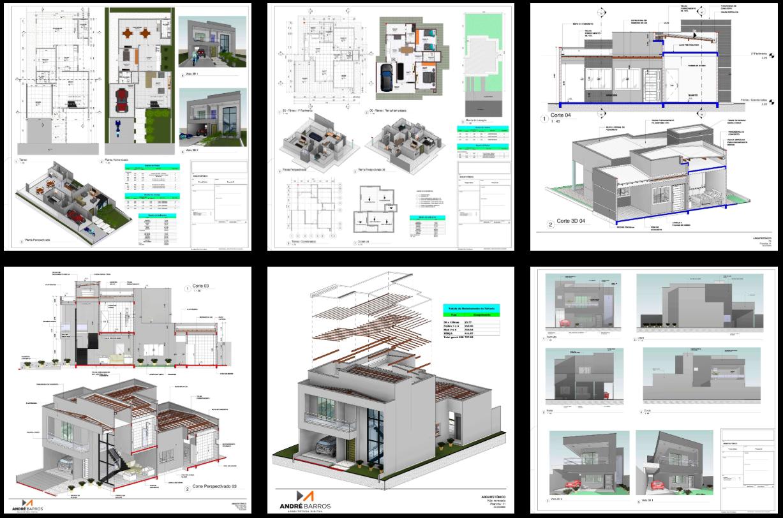 Capturar - Projeto Residencial no Revit