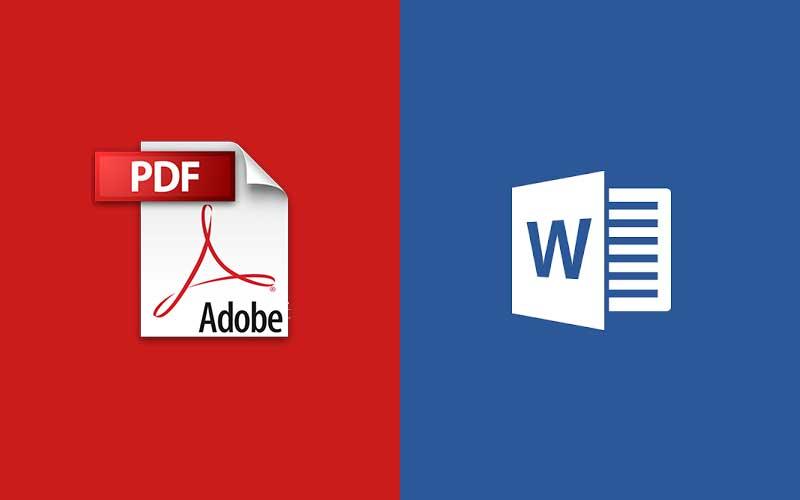 pdf converter - Word x PDF: Listamos Algumas Diferenças E Qual Você Deve Utilizar