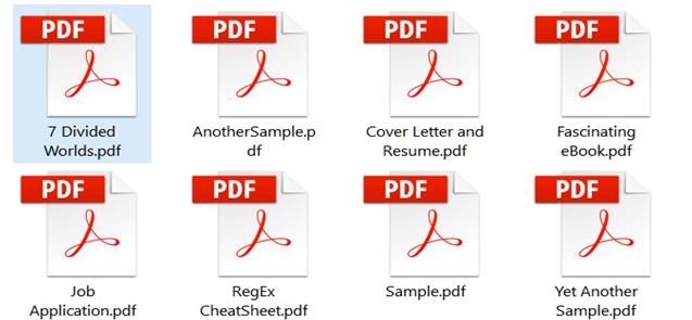 pdf file arquivo e1570394799429 - Word x PDF: Listamos Algumas Diferenças E Qual Você Deve Utilizar